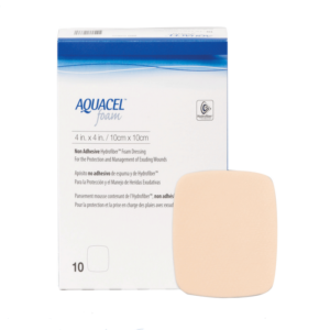 Aquacel Foam Adhesive Square Healthcare United